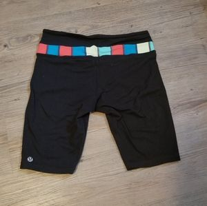 Original LuluLemon Biker Shorts
